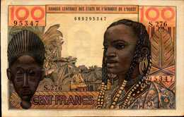 BCEAO   BILLETS 100 FRANCS  Non Daté Pick 2b  XF/SUP - West African States