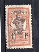 Martinique : 61 OBL - Usados