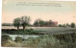 MARLY-LE-ROI LA FORET MAISON FORESTIERE DU COMPAS (FAISANDERIE) ANCIEN R.D.V. DE CHASSE DE M LE PRESIDENT DE LA REPUBLIQ - Marly Le Roi