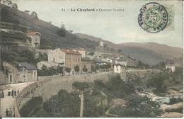 Le Cheylard  Quartier Saunier - Le Cheylard