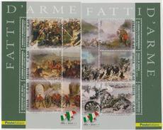 2 FOGLIETTI FATTI D'ARMI 2011(300914) - 2011-...:  Nuovi
