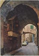 GENOVA  -VICO CAMPANILE DELLE  VIGNE - F/G COLORE (300914) - Genova (Genoa)