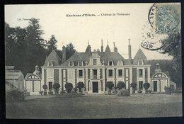Cpa Du 28 -- Environs D' Illiers -- Château De Mottereau     JIP94 - Illiers-Combray