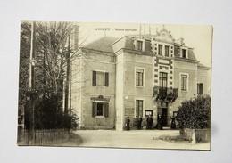 64 ANGLET : Mairie Et Poste, Animé - Anglet