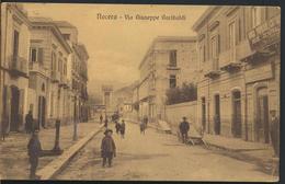°°° 26 - NOCERA INFERIORE - VIA GIUSEPPE GARIBALDI - 1913 °°° - Other Cities