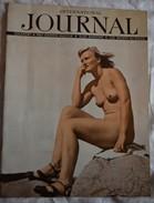 Ancienne Revue International JOURNAL Naturisme Femme Nue Homme Nu Nus Erotique Pin'up - Erotic (...-1960)