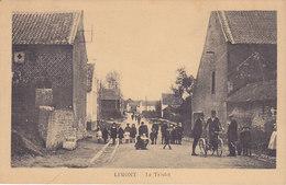 Limont - Le Triolet (top Animation, Edit. Henri Kaquet) - Donceel
