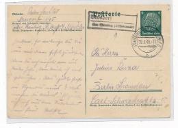 Brosdorf -Landpost Stempel .... Beleg  ( G4844  Siehe Foto - Germany
