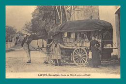 REPRODUCTION 16 Jarnac Route De Triac LAFETE Bonnetier - Jarnac