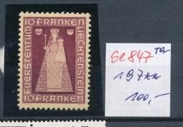 Liechtenstein Nr.  197   **    ( Se847  )  Siehe Foto - Liechtenstein