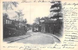 92 - ( LE PLESSIS ) ROBINSON : Route Conduisant Au Bois De Verrières - CPA - Hauts De Seine - Le Plessis Robinson