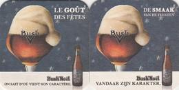 Bush   Donker Blauw   Rv - Beer Mats