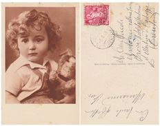 CARTOLINA BIMBO 1939 (34L - Storia Postale