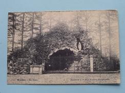 MEERSEL De Grot ( L. V Hoof-Roelans Hoogstraeten ) Anno 1908 ( Zie Foto Details ) !! - Hoogstraten