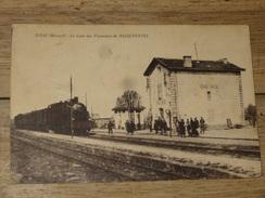 NIZAS : La Gare Des Voyageurs De NIZAS FONTES ................. HS15 - France