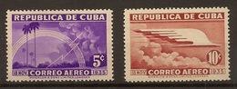 CUBA  1936, Maximo Gomez - Airmail
