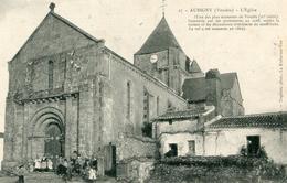 AUBIGNY(VENDEE) - France