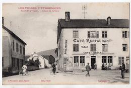 VAGNEY - Avenue De La GARE - Remiremont