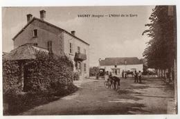 VAGNEY - L'HOTEL De La GARE - Remiremont