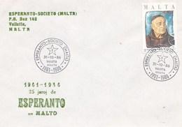ESPERANTO EN MALTO(dil295) - Malta