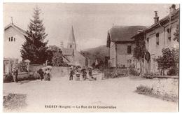 VAGNEY - Rue De La Cooperative - Remiremont
