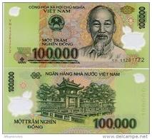 VIETNAM       100,000 Dong       P-122h       (20)11       UNC  [ 100000 ]