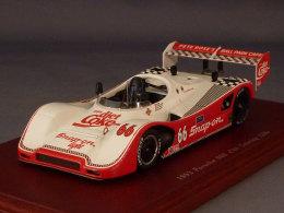 True Scale Miniatures 114303, Porsche 966 #66, 12h Sebring 1993, Aase - Carradine - Hanauer, 1:43 - Voitures, Camions, Bus