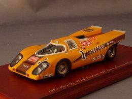 True Scale Miniatures 114311, Porsche 917 K #1 Team Gunston, Kyalami 1970, Love - Attwood, 1:43 - Voitures, Camions, Bus