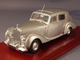True Scale Miniatures 114320, Rolls Royce Silver Dawn, 1949, 1:43 - Voitures, Camions, Bus