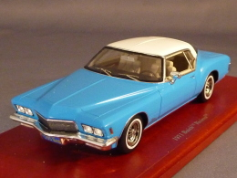 True Scale Miniatures 114333, Buick Riviera, 1971, 1:43 - Voitures, Camions, Bus