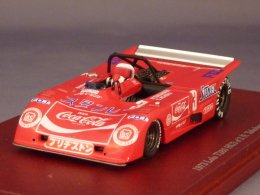 True Scale Miniatures 114341, Lola T280 HU3 #3, N. Takahara, 1973, 1:43 - Voitures, Camions, Bus