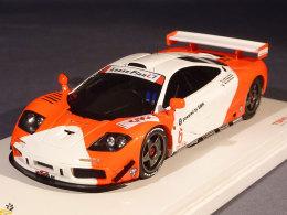 True Scale Miniatures 124337, McLaren F1 GTR #6, Zhuhai 1996, Raphanel - Brabham, 1:43 - Voitures, Camions, Bus
