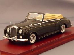 True Scale Miniatures 124369, Rolls Royce Silver Cloud II Drophead Cabriolet, 1961, 1:43 - Voitures, Camions, Bus