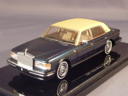 True Scale Miniatures 124371, Rolls Royce Silver Spur II, 1991, 1:43 - Voitures, Camions, Bus