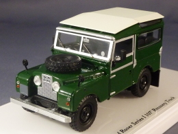 True Scale Miniatures 124378, Land Rover 107, 1957, 1:43 - Voitures, Camions, Bus