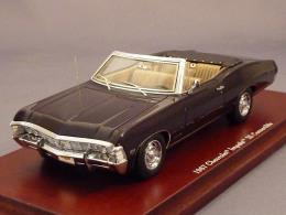 True Scale Miniatures 134312, Chevrolet Impala SS Cabriolet, 1967, 1:43 - Voitures, Camions, Bus