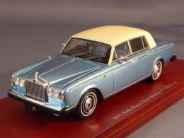 True Scale Miniatures 134351, Rolls Royce Silver Shadow II Park Ward, 1971, 1:43 - Voitures, Camions, Bus