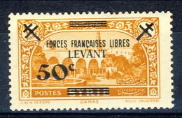 Levante 1942 N. 41 C. 50 Su Pi. 4 Arancio MNH Catalogo € 12,50
