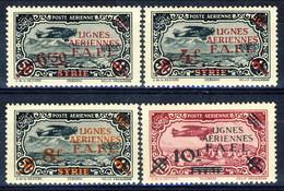 Levante Levante Posta Aerea 1942 Serie N. 1-4 MNH Catalogo € 48