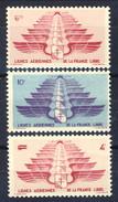 Levante Posta Aerea 1943 Serie N. 5-7 MNH Catalogo € 6