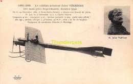 CPA  AVIATION LE CELEBRE AVIATEUR JULES VEDRINES - ....-1914: Précurseurs