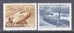 NETHERLANDS  INDIES  B 36 A-b  * - Indes Néerlandaises