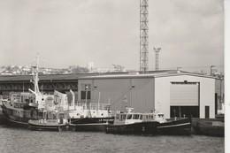 76 - LE HAVRE - Les Nouveaux Ateliers Du Quai D'Anvers Bateau Pilote Le Mascaret - Hafen