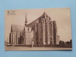 St. Dimphnakerk GHEEL ( F. Van Hove-Daems ) Anno 19?? ( Zie Foto Details ) !! - Geel