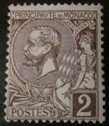 Monaco - Albert 1er - YT 12 ** - Monaco