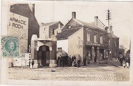 Herstal - Place Laixhaut Et Chapelle Saint-Roch (animation, Librairie, Véritable Photo, 1939) - Herstal