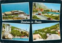 Pozdrwa Iz Omisa Mehrbildkarte - Jugoslawien