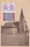 Pontisse-Herstal - Eglise De ND De Bon-Secours (courrier Philatélique, Oblitération Claire) - Herstal