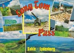 Lond Tom Pass , Lydenburg Mehrbildkarte - Südafrika
