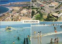 East London Mehrbildkarte - Südafrika